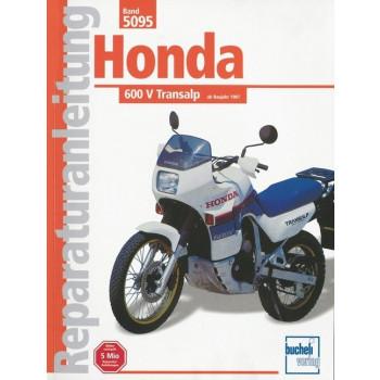 Honda 600 V Transalp (1987>) - Reparaturanleitung