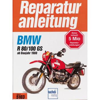 BMW R 80 GS / R 100 GS (88>) - Reparaturanleitung