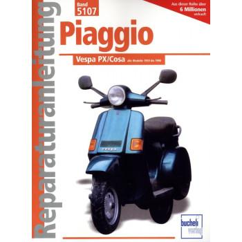 Piaggio Vespa PX / Cosa (1959-1998) - Reparaturanleitung
