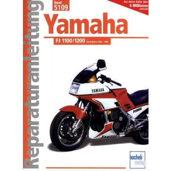 Yamaha FJ 1100 / FJ 1200 (1984-1996) - Reparaturanleitung