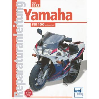 Yamaha FZR 1000 (89>) - Reparaturanleitung
