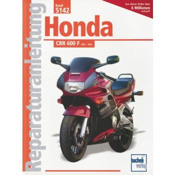 Honda CBR 600 F PC25 (91>) - Reparaturanleitung