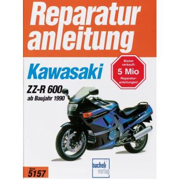 Kawasaki ZZ-R 600  (90>) - Reparaturanleitung