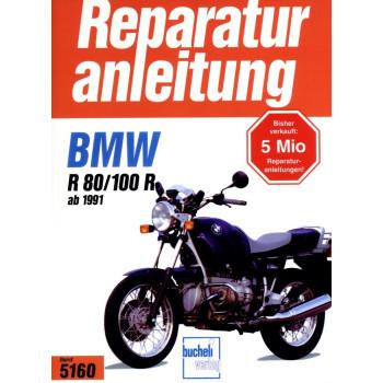 BMW R 80 / 100 R (1991-1997) - Reparaturanleitung