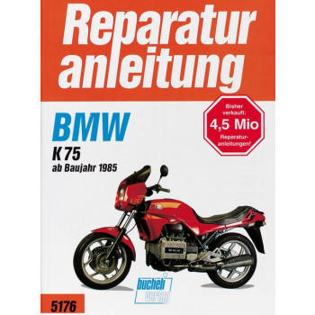 BMW K 75 (85>) - Reparaturanleitung