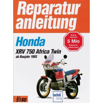 Honda XRV 750 Africa Twin (93>) - Reparaturanleitung