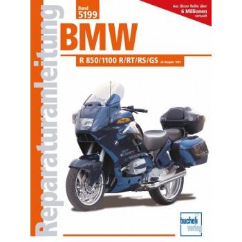 BMW R 850 / 1100 R / RT / RS, / GS (93>) - Reparaturanleitung