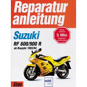 Suzuki RF 600 R / RF 900 R (93>) - Reparaturanleitung