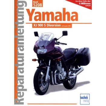 Yamaha XJ 900 S Diversion (1995-2003) - Reparaturanleitung