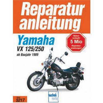 Yamaha XV 125 / 250 S (89>) - Reparaturanleitung