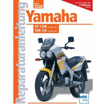 Yamaha DT 125 R  (90>) / TDR 125 (93>) - Reparaturanleitung
