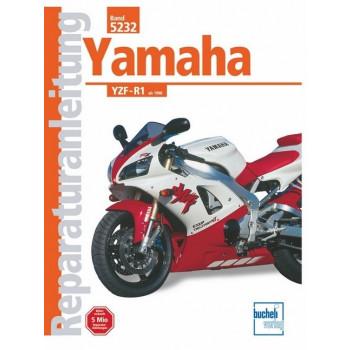 Yamaha YZF-R1 (1998>) - Reparaturanleitung