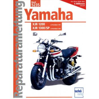 Yamaha XJR 1200 / 1300 SP (1995-2016) - Reparaturanleitung