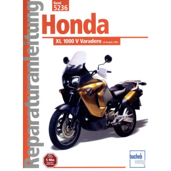 Honda XL 1000 V Varadero (1999-2012) - Reparaturanleitung