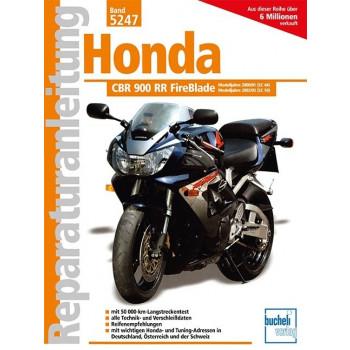 Honda CBR 900 RR Fireblade SC44 / SC50 (00-03) - Reparaturanleitung
