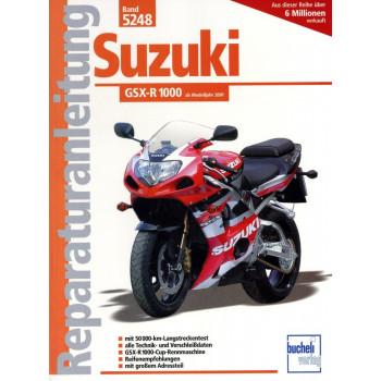 Suzuki GSX-R 1000 (01-03) - Reparaturanleitung