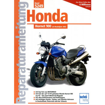 Honda Hornet 900 (2002>) - Reparaturanleitung