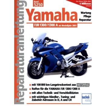 Yamaha FJR 1300 / 1300 A (2001-2010) - Reparaturanleitung