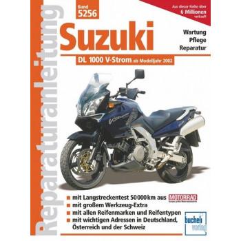 Suzuki DL 1000 V-Strom (2002>) - Reparaturanleitung /Wird nachgeliefert mh