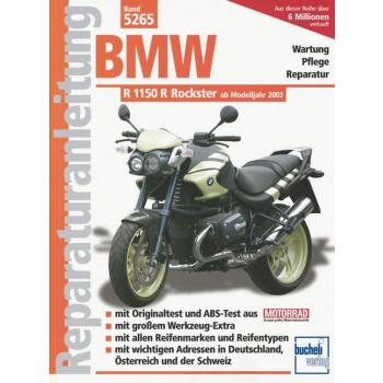 BMW R 1150 R Rockster (03>) - Reparaturanleitung