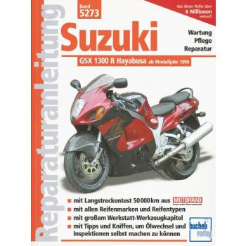 Suzuki GSX 1300 R Hayabusa (99>) - Reparaturanleitung