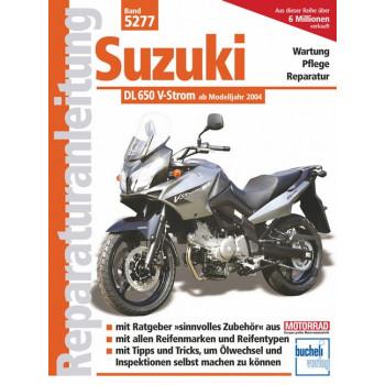 Suzuki DL 650 V-Strom (04>) - Reparaturanleitung Bucheli