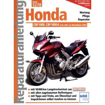 Honda CBF 1000 / CBF 1000 A (2006-2011) - Reparaturanleitung