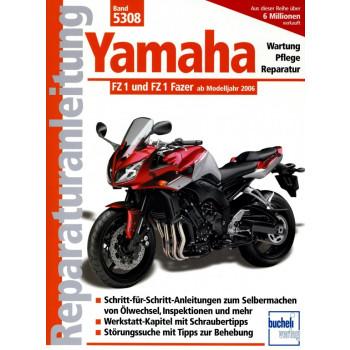 Yamaha FZ1 / FZ1 Fazer (2006-2010) - Reparaturanleitung