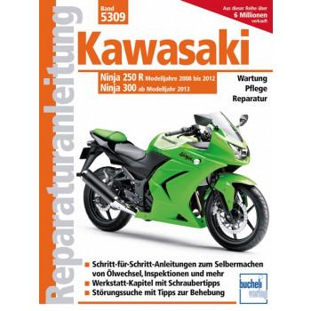 Kawasaki Ninja 250 R (2008-2012) 300 (ab 2013) - Reparaturanleitung