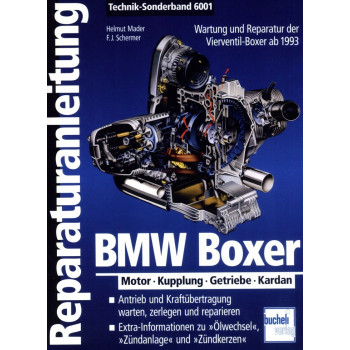 BMW Boxer 4 Ventil Motoren R 259 ab 1993 - Bucheli Special