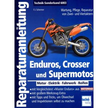 Enduros / Crosser / Supermotos 125-644 ccm - Bucheli Special