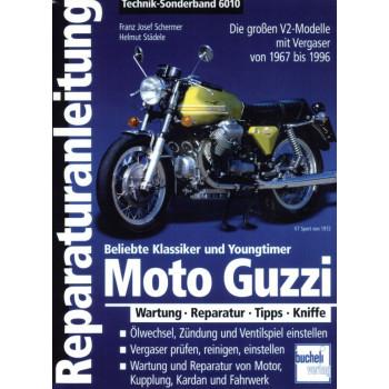Moto Guzzi V2 Klassiger / Youngtimer (67-96) - Bucheli Special 6010