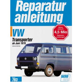 VW Transporter / Bus T3 (78>) - Reparaturanleitung
