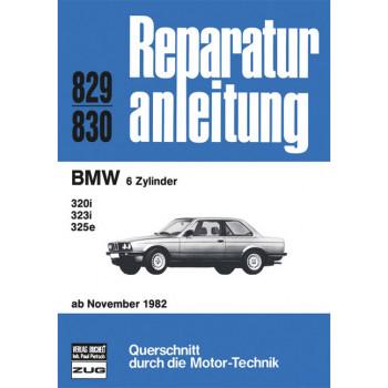 BMW 3er E30 (82>) 320i / 323i / 325e - Reparaturanleitung Bucheli