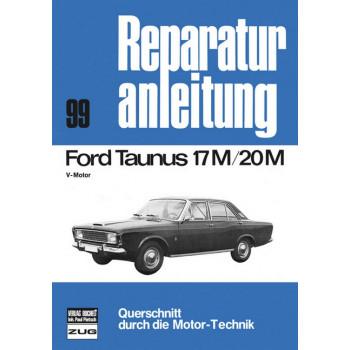 Ford Taunus 17M / 20M- Reparaturanleitung