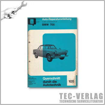 BMW 700 - Reparaturanleitung