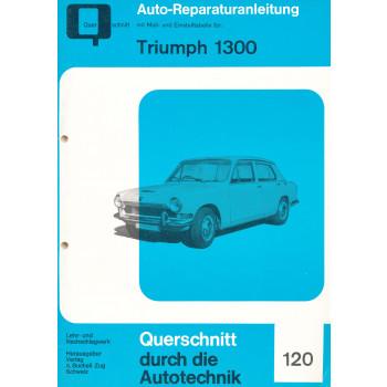 Triumph 1300 (65-70) - Reparaturanleitung