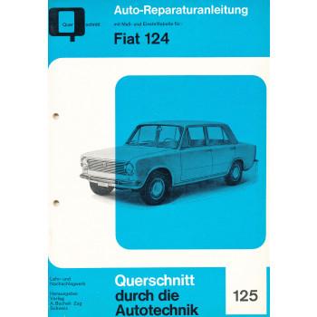 Fiat 124 - Reparaturanleitung