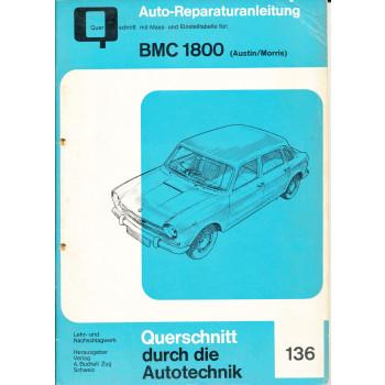 BMC 1100 Austin - MG - Morris (63-74) - Reparaturleitfaden