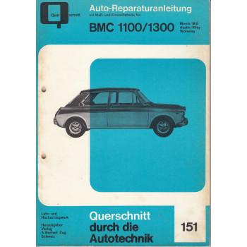 BMC 1100 / 1300 - Reparaturanleitung