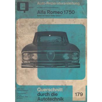 Alfa Romeo 1750 - Reparaturanleitung