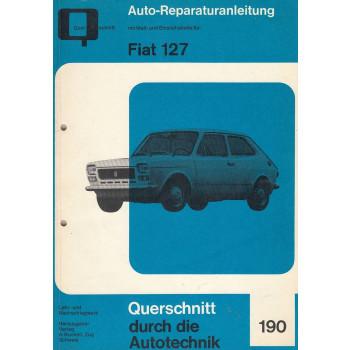 Fiat 127 - Reparaturhandbuch