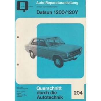 Datsun 1200/120Y (70-77) - Reparaturanleitung