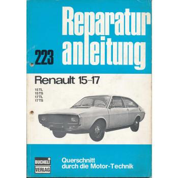 Renault 15-17 TL/TS (71-76) - Reparaturanleitung