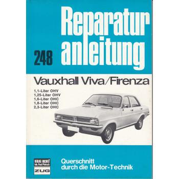 Vauxhall Viva / Firenza (70-79) - Reparaturanleitung