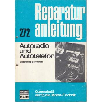 Autoradio und Autotelefon Einbau und Entstörung - Reparaturanleitung