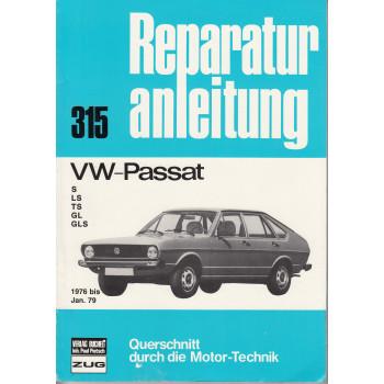 VW-Passat (76-1.79) - Reparaturanleitung