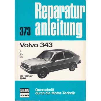 Volvo 343 (>76) - Reparaturanleitung