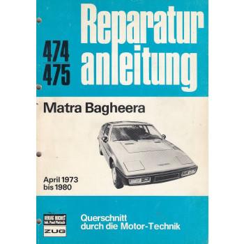 Matra Bagheera (1973-1980) - Reparaturanleitung