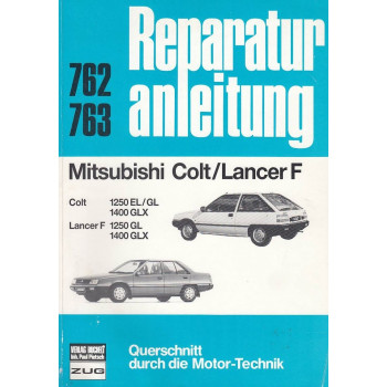 Mitsubishi Colt / Lancer F - Reparaturanleitung